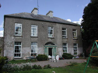 Ballymacurly, Curley home